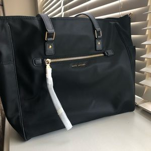 Marc Jacobs Black Large Nylon Purse